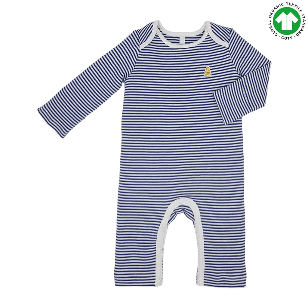 Playsuit Babygrow Organic Baby Clothes Teddley Baby Store London